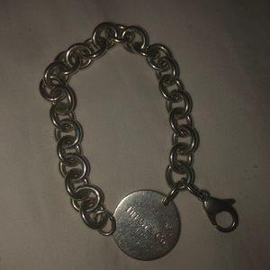 Tiffany Round Tag Bracelet